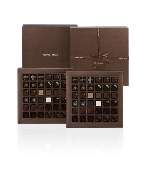 Gift box 72 pralines